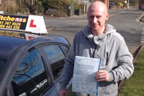 Matthew driving lessons Audenshaw