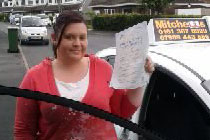 Melissa from Carrbrook had driving lessons in Tameside