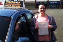 Annette driving lessons Hollinwood