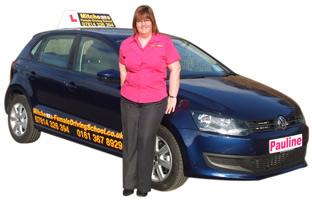 Pauline - Female Driving Instructor